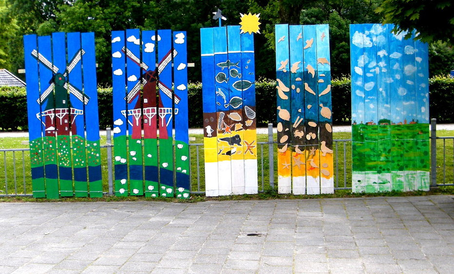 Magnifiek Kunst En Kinderen @RBB58 - AgnesWaMu @XG19